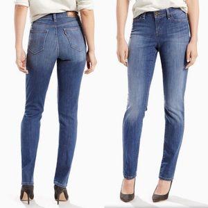 Levi's 529 Curvy Skinny Jeans Women's Size 16